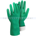 Chemikalien Schutzhandschuhe Ampri Clean Protect grün XL