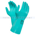 Chemikalien Schutzhandschuhe Ansell Solvex® Nitril grün XXL