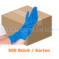 Chemikalien Schutzhandschuhe Hygostar High Risk Latex blau L