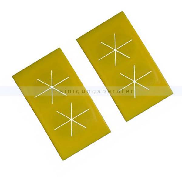 Clip Vermop Tuchhalter gelb für Sprinthalter altes Modell