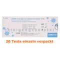 Corona Test JOINSTAR SARS-CoV-2 Antigen-Selbsttest 20 Tests