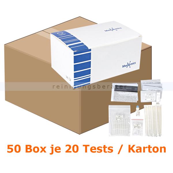 Corona Test SARS-CoV-2 PROFI Antigen Test Kit I 1000 Tests