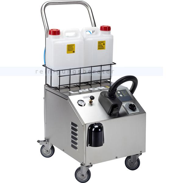 Lavor GV 8,0 T PLUS Dampfreiniger Profi Dampfreiniger mit Edelstahltank 8.458.0001