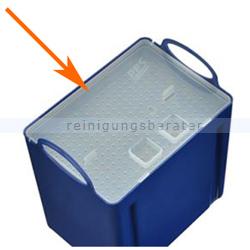 Deckel für Mopbox PPS Pfennig Clino PlusBox transparent