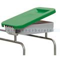 Deckel Novocal KDS für Wäschesammler Kunststoff grün