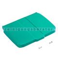 Deckel TTS grün für Sackhalterahmen 120 L