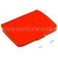 Deckel TTS rot für Sackhalterahmen 120 L