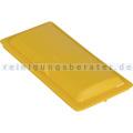 Deckel Vermop für Eimer gelb 8 L