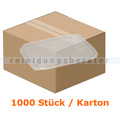Delikatessenbecher Deckel klar 125 ml, 1000 Stück pro Karton
