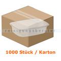 Delikatessenbecher klar 125 ml, 1000 Stück pro Karton