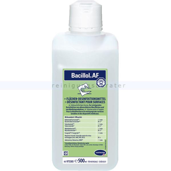 Desinfektionsmittel Bode Bacillol AF 500 ml Spray