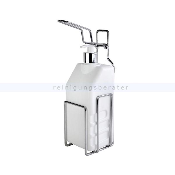 Desinfektionsmittelspender Arcora Tischspender 1 L