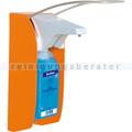 Desinfektionsmittelspender Bode 1 plus signal orange