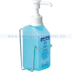 Desinfektionsmittelspender Bode 3 mit enger gerader Halterung