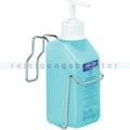 Desinfektionsmittelspender Bode 3 mit gebogener Halterung