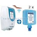 Desinfektionsmittelspender SET Bode CleanSafe touchless