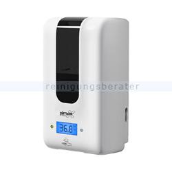 Desinfektionsmittelspender Simex mit Thermometer ABS 1,2