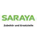 Desinfektionsmittelspender Zubehör Saraya Montageplatte