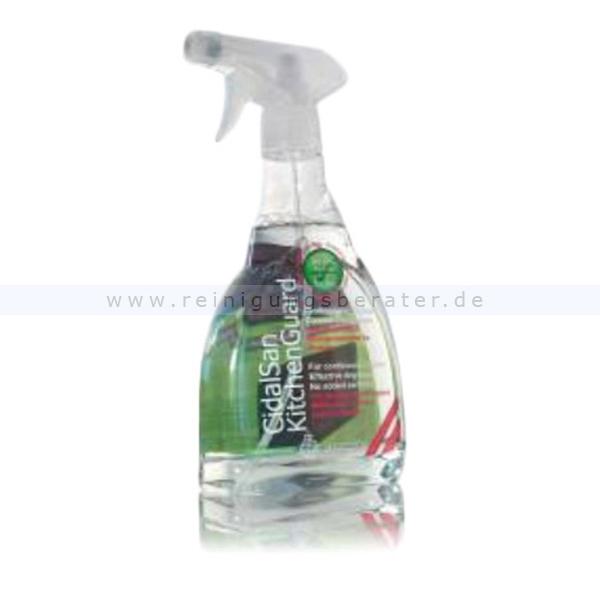 Desinfektionsreiniger Aseptix CidalSan KitchenGuard 750 ml