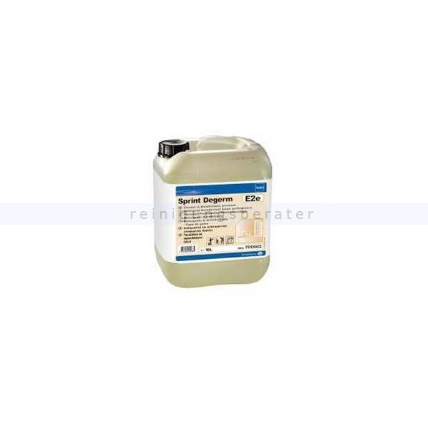 Desinfektionsreiniger Diversey Taski Sprint Degerm E2e 10 L