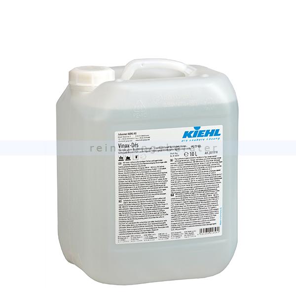 Kiehl Vinox-Des sauer 10 L für Großküchen und Lebensmittelbetriebe j551310