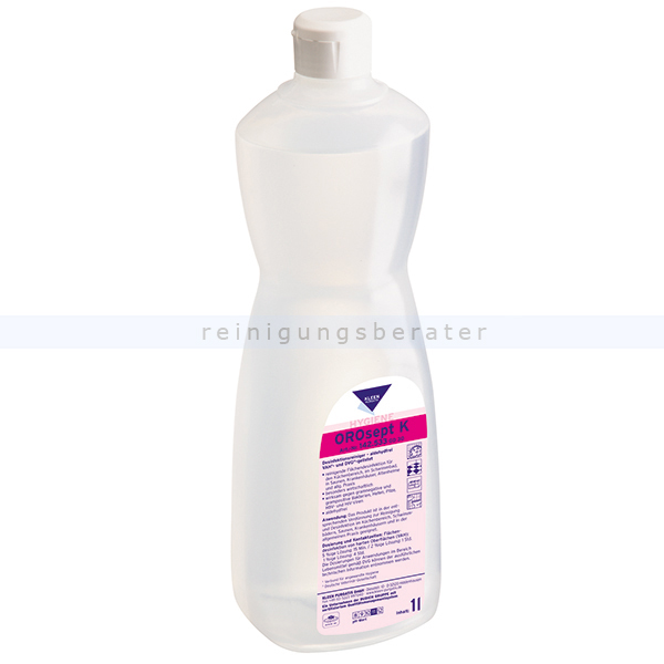 Desinfektionsreiniger Kleen Purgatis OROsept K 1 L