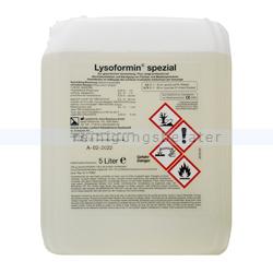 Desinfektionsreiniger Lysoform Lysoformin spezial 5 L