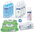 Desinfektionsset für Kitas Präventions-Set Hände und Fläche