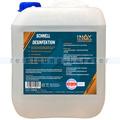 Desinfektionsspray Inox Schnell Desinfektion 5 L