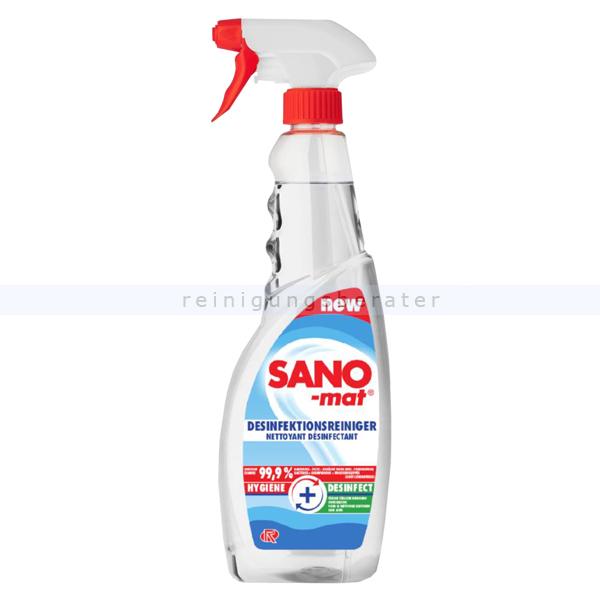 Desinfektionsspray Rösch SANOmat 750 ml
