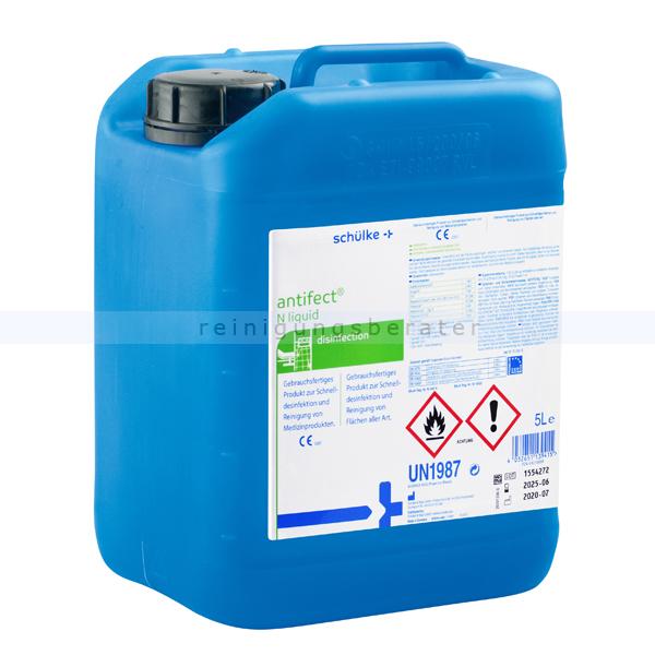 Desinfektionsspray Schülke Antifect N liquid 5 L