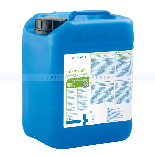 Desinfektionsspray Schülke Mikrozid universal liquid 5 L
