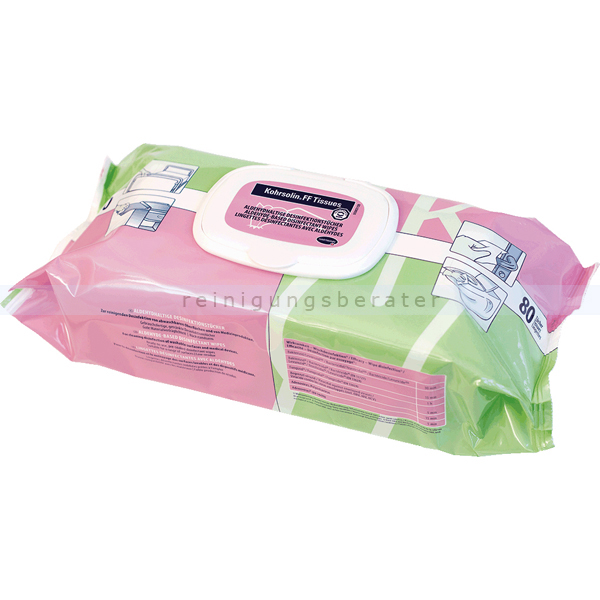 Desinfektionstücher Bode Kohrsolin FF Tissues Flow-Pack