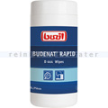 Desinfektionstücher Buzil D444 Budenat Rapid Wipe