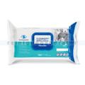 Desinfektionstücher Dr. Schumacher Cleanisept Wipes Spender