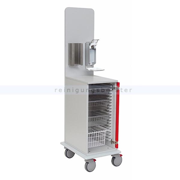 Desinfektionswagen Novocal MRSA 1M