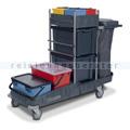 Desinfektionswagen Numatic TopCar 1 mit einer Moppbox