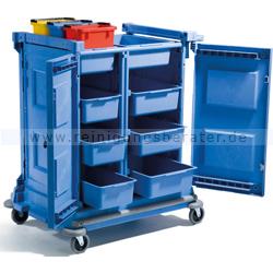 Desinfektionswagen Numatic TopCar 4000, NC 4000
