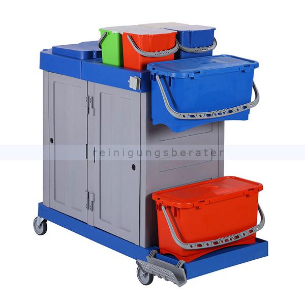 Desinfektionswagen ReinigungsBerater Hospital Vielzweckwagen