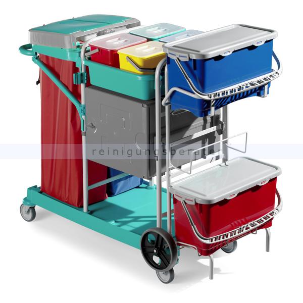Desinfektionswagen TTS Green Line Healthcare 1014