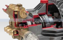 Kränzle K 1050 Hochleistungsmotor