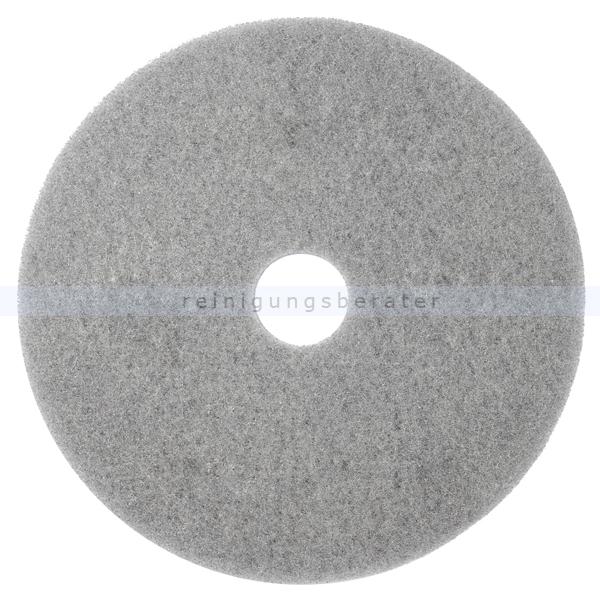 Diamantpad Diversey TASKI Twister Pad Grau, 43 cm zum polieren beschichteter Böden 17 Zoll, 2 Stück im Pack 7523232