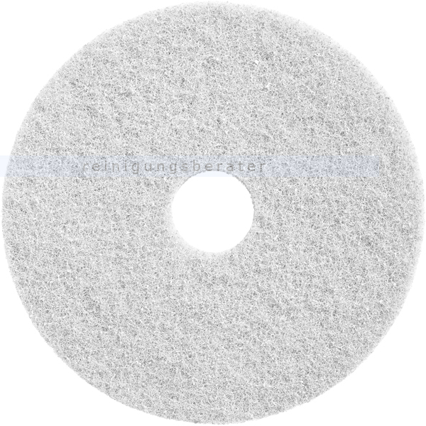 Diamantpad Diversey TASKI Twister Pad Weiß 30 cm hochwertiges Pad für Einscheibenmaschinen 5871008