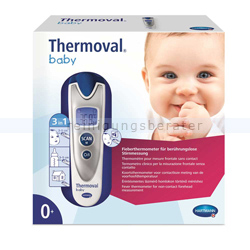 digitales Thermometer Thermoval baby Infrarot-Thermometer
