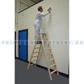 Doppelleiter Krause Holz - 2x6 Stufen