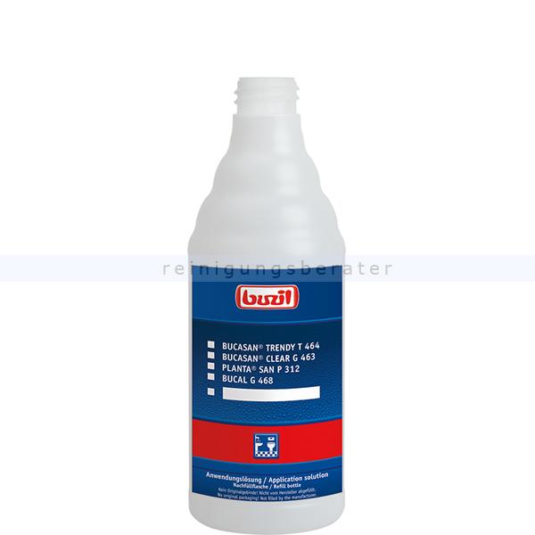 Leerflasche Buzil 600 ml Dosierflasche Sanitär leere Dosierflasche H310-0600