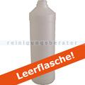 Dosierflasche Dreiturm Rundflasche Leerflasche 1 L