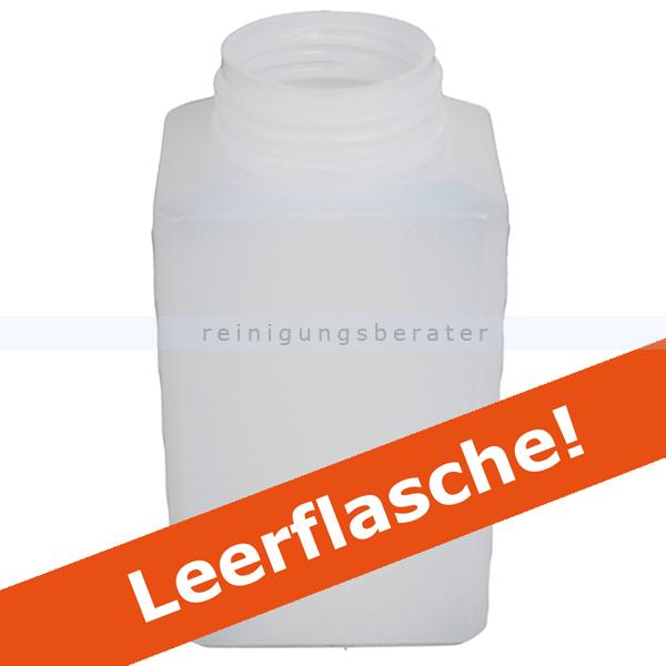 Spenderflasche JM Metzger Leerflasche 500 ml Dosierflasche Leerflasche für FIX Armhebelspender 0,5 L SF500