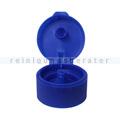 Dosierflasche Verschlusskappe VF5 blau
