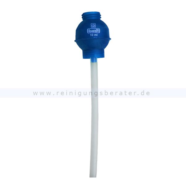 Dosierhilfe Buzil H626 10 ml blau H626-0001